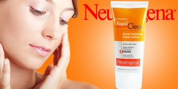 Neutrogena Rapid Clear Acne Defense Lotion Reviews