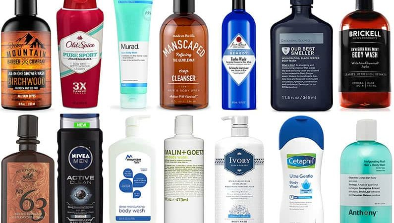 9 Best Men's Body Wash | Who Want a Refreshing and Luxurious