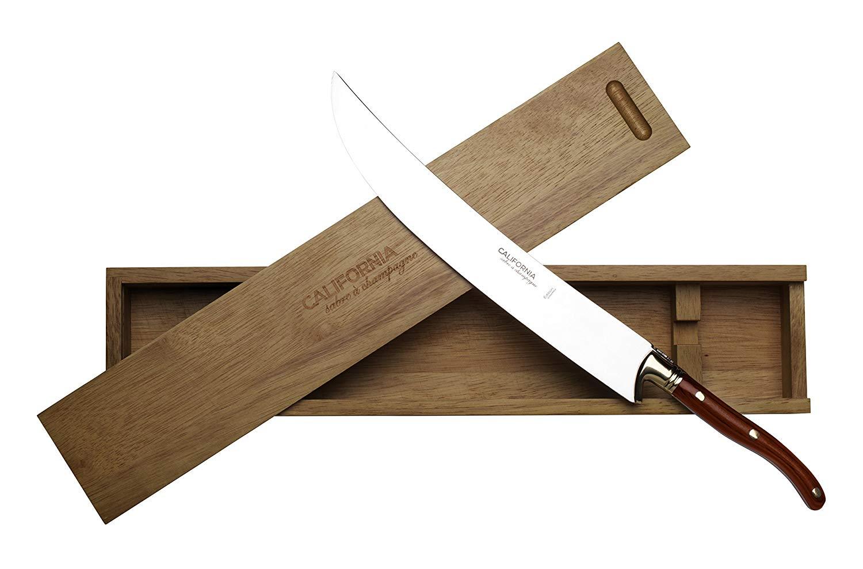 California Champagne Saber Company Sabrage Sword