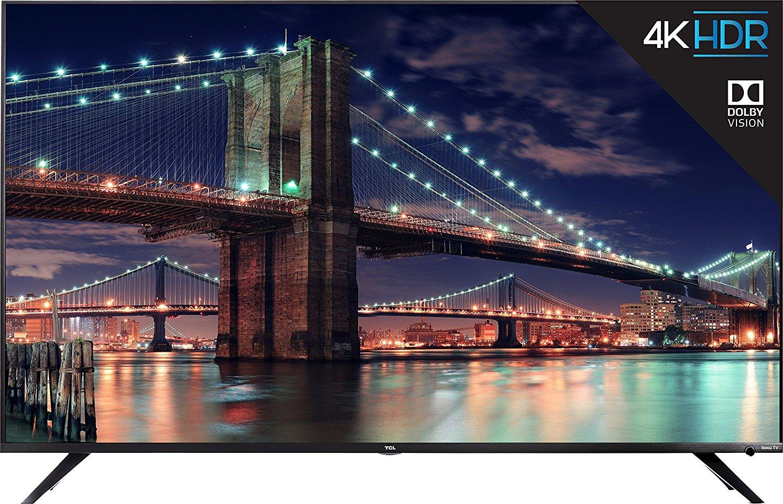 TCL 55R617 55-Inch 4K Ultra HD