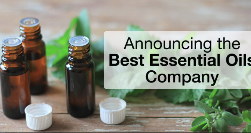 The 10 Best Essential Oil Brands And Company Reviews & Compared