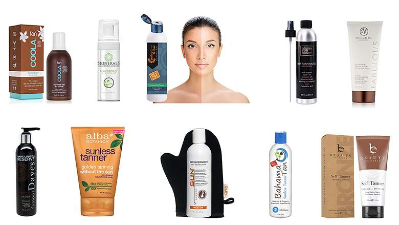13 Best Self Tanners | Sunless Tanner 2021 Reviews