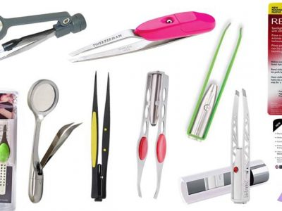 14 Best Tweezers For Hair Removal Reviews