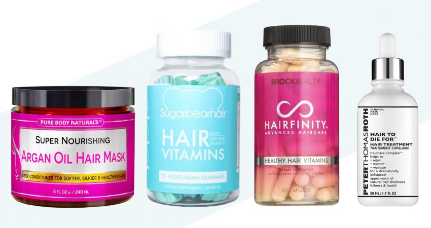12 Best Hair Vitamins & Supplement for Hair Growth