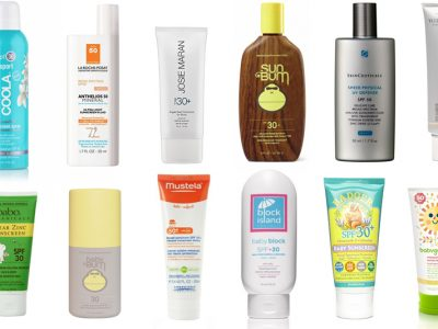 12 Best Sunscreen For Kids and Babies Reviews