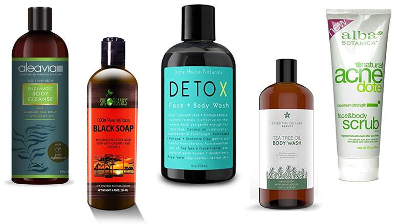 15 Best Body Wash For Acne Prone Skin Reviews