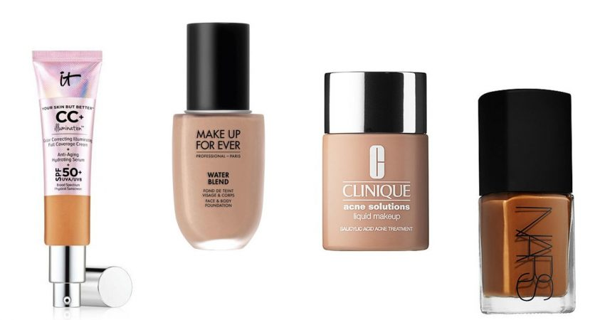 10 Best Drugstore Liquid Foundation Reviews