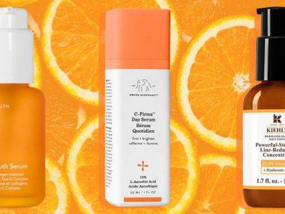 Best Vitamin C Serum for Sensitive Skin for Brighter Skin