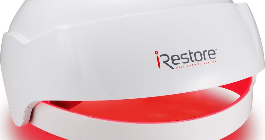 iRestore Laser Hair Growth System – FDA-Cleared Hair Loss