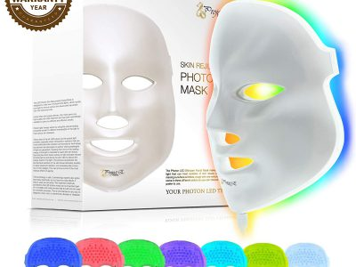 Project E Beauty 7 Color LED Mask Reviews