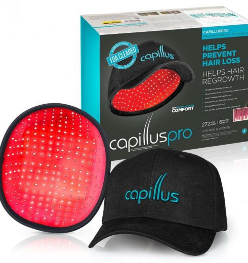 Capillus Laser Hair Growth Cap Reviews | Hair Loss Treatment