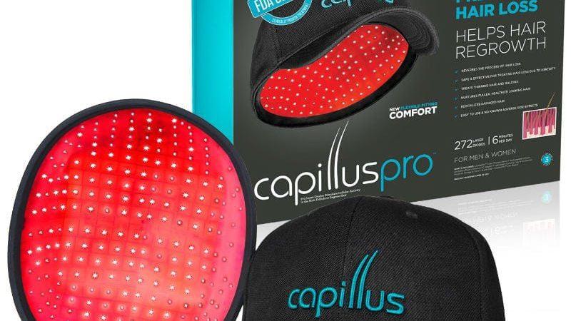 Capillus Laser Hair Growth Cap Reviews | Hair Loss Treatment