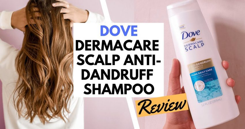Dove Dermacare Scalp Clean & Fresh Anti-Dandruff Shampoo