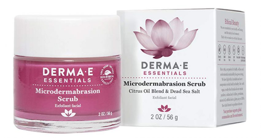 Derma E Microdermabrasion Dead Sea Salt Scrub Reviews