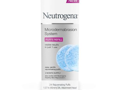 Neutrogena Microdermabrasion System Face Scrub Reviews
