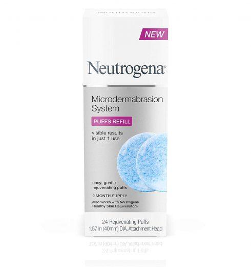Neutrogena Microdermabrasion System Face Scrub Reviews