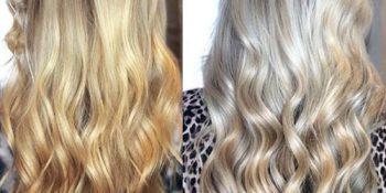 How to Get Platinum Blonde Hair from Golden Blonde
