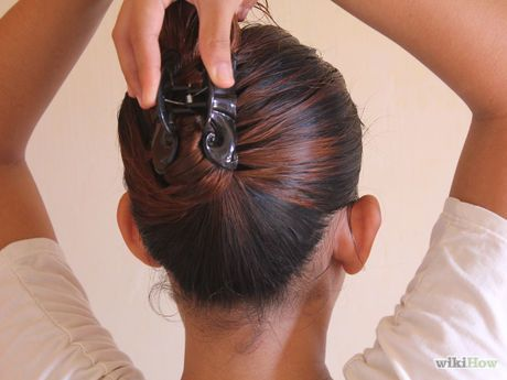 Clip Your Hair Up